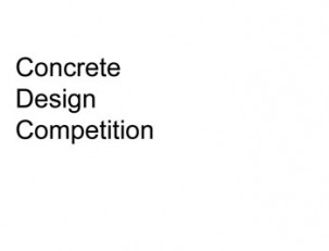 Concrete_Design_Competition_txt